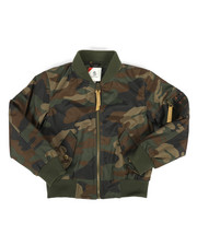 Outerwear - MA-1 Flight Jacket (8-20)-2277730