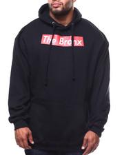 Hard Turn - Bronx In Box Logo Hoodie (B&T)-2278710