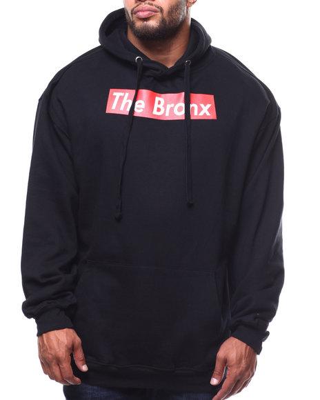 Hard Turn - Bronx In Box Logo Hoodie (B&T)