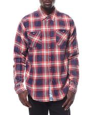 Shirts - Thomas Flannel Shirt-2278791