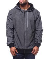 Buyers Picks - Oversized Full Zip Tech Fleece Hoodie (B&T)-2278459