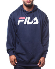 Fila - Fila Logo Scrip Hoodie (B&T)-2278549