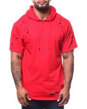 Hoodies - S/S Round Bottom Thrashe Pullover Hoodie (B&T)-2278408