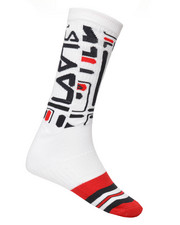 Fila - Heritage Mix Logo Crew Socks-2277661
