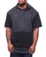 Hoodies - S/S Hi-Low Bottom Pullover Hoodie (B&T)-2278413