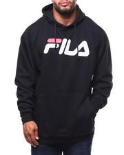 Big & Tall Faves - Fila Logo Scrip Hoodie (B&T)-2278537