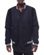 Heavy Coats - Wool Varsity Jacket-2277881