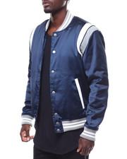 Jordan Craig - Satin Varsity Jacket-2277923