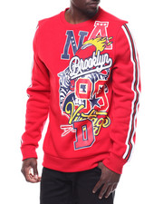 Sweatshirts & Sweaters - COLBY VARSITY CREWNECK SWEATSHIRT-2278283