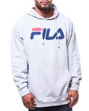 Big & Tall Faves - Fila Logo Scrip Hoodie (B&T)-2278543