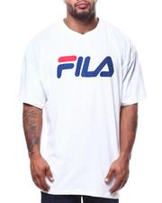 Short-Sleeve - S/S Fila Logo Scrip Tee (B&T)-2278614