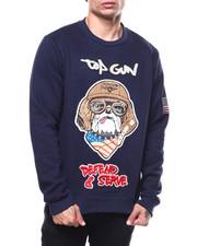 Sweatshirts & Sweaters - Bulldog Defend & Serve Crewneck Sweatshirt-2279204