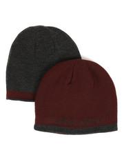 Hats - Jaquard Reversible Logo Beanie-2279001