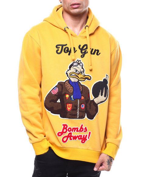 Top Gun - Duck Bombs Away Hoody