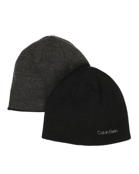 Calvin Klein - Solid Reversible Knit Beanie
