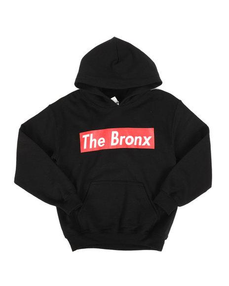 Hard Turn - Bronx Logo Pullover Hoodie (8-20)