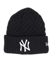 NBA, MLB, NFL Gear - Yankees Knit Beanie-2278531