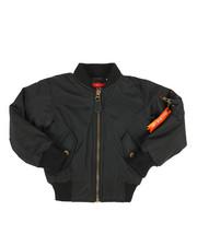Outerwear - MA-1 Aviator Flight Jacket (4-7)-2278685