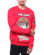 Sweatshirts & Sweaters - Bulldog Defend & Serve Crewneck Sweatshirt-2279199