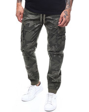 Buyers Picks - CAMO TWILL JOGGER-2278841
