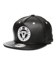Hats - Bullies PU Snapback Hat-2278967