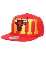 Snapback - Bullies Lurex Embroidery Logo Snapback Hat-2278970