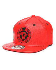 Hats - Bullies PU Snapback Hat-2278968