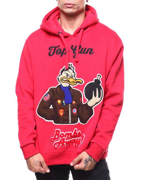 Top Gun - Duck Bombs Away Hoody