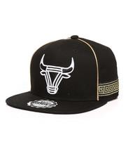 Hats - Bullies Lurex Tape Snapback Hat-2278974
