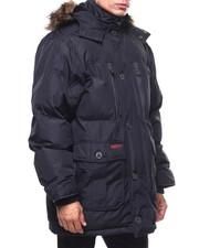 Heavy Coats - Base Camp Puffer Coat by Joe Whistler-2279214