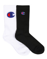 DRJ SOCK SHOP - 2 Pack Chenille Socks (5Y-7Y)-2279443