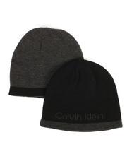 Calvin Klein - Jaquard Reversible Logo Beanie-2279436
