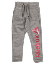 Girls - Reebok Varsity Jogger Pants (4-6X)-2279013