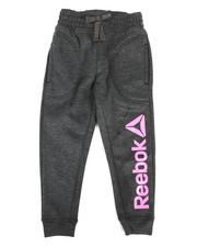 Girls - Reebok Comfy Jogger Pants (4-6X)-2279113