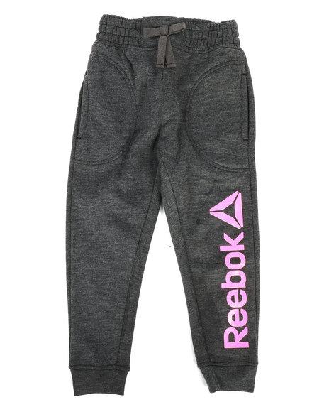Reebok - Reebok Comfy Jogger Pants (4-6X)
