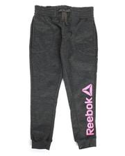Sizes 7-20 - Big Kids - Reebok Comfy Jogger Pants (7-16)-2279129