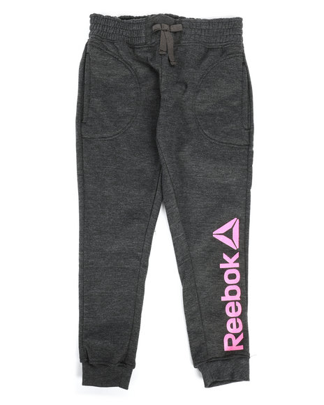 Reebok - Reebok Comfy Jogger Pants (7-16)