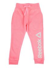 Girls - Reebok Comfy Jogger Pants (4-6X)-2279051
