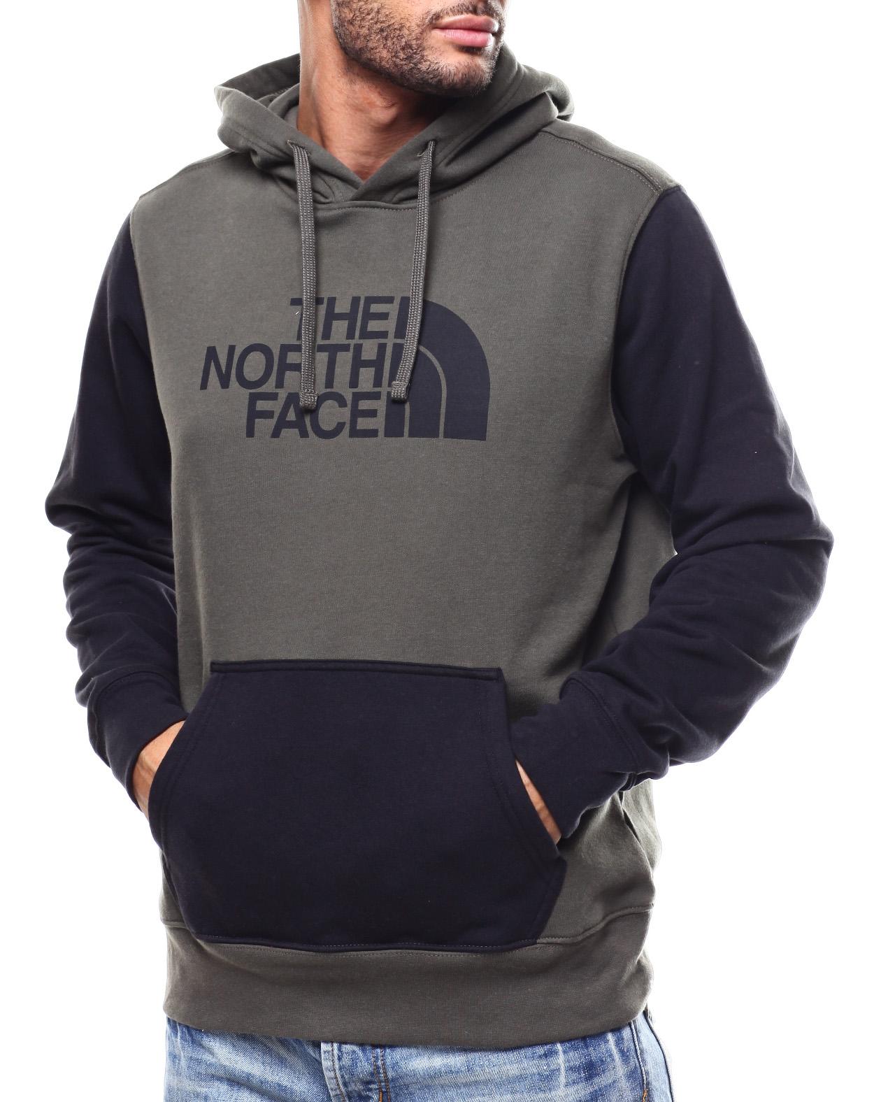 cf0d61323 Buy Half Dome COLORBLOCK Pullover Hoodie Men's Hoodies from The ...