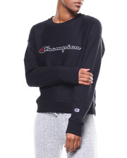 Champion - Chainstitch Champion Script RW Crewneck-2279283