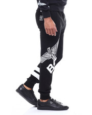 BOY LONDON - Boy Line Blocking Jogger-2279543