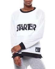 Starter - Textured Oversized Sweatshirt-2276475