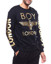 BOY LONDON - BOY LONDON Printed on Sleeves Sweatshirt-2279621