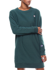 "Champion - Left Chest ""C"" RW L/D Crewneck Dress-2279293"