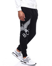 BOY LONDON - Eagle Artwork Cross Printed Jogger-2279529