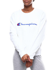 Champion - Chainstitch Champion Script RW Crewneck-2279288