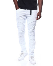 Buyers Picks - TWILL PANT WITH INJECTION KNEE DETAIL-2280037
