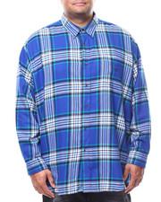 Chaps - L/S Flannel Sport Shirt (B&T)-2277695