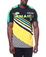 Eternity BC / AD - Jamaica Racing Tee-2280189