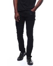 Buyers Picks - Twill Moto Pant w Thigh Zip Detail-2279824